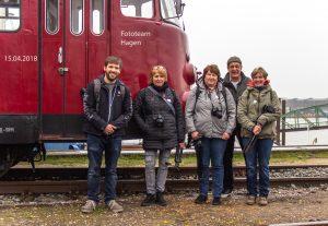 Fototeam: Ausfahrt nach Kiel