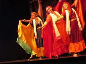 Orientalischer Tanz @ Dorfhaus (Großer Saal)