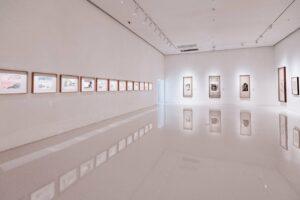 Bilder- / Malerei-Ausstellung @ Dorfhaus komplett
